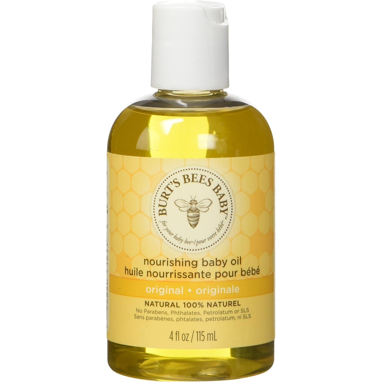 Burt's Bees Nourishing Baby Oil