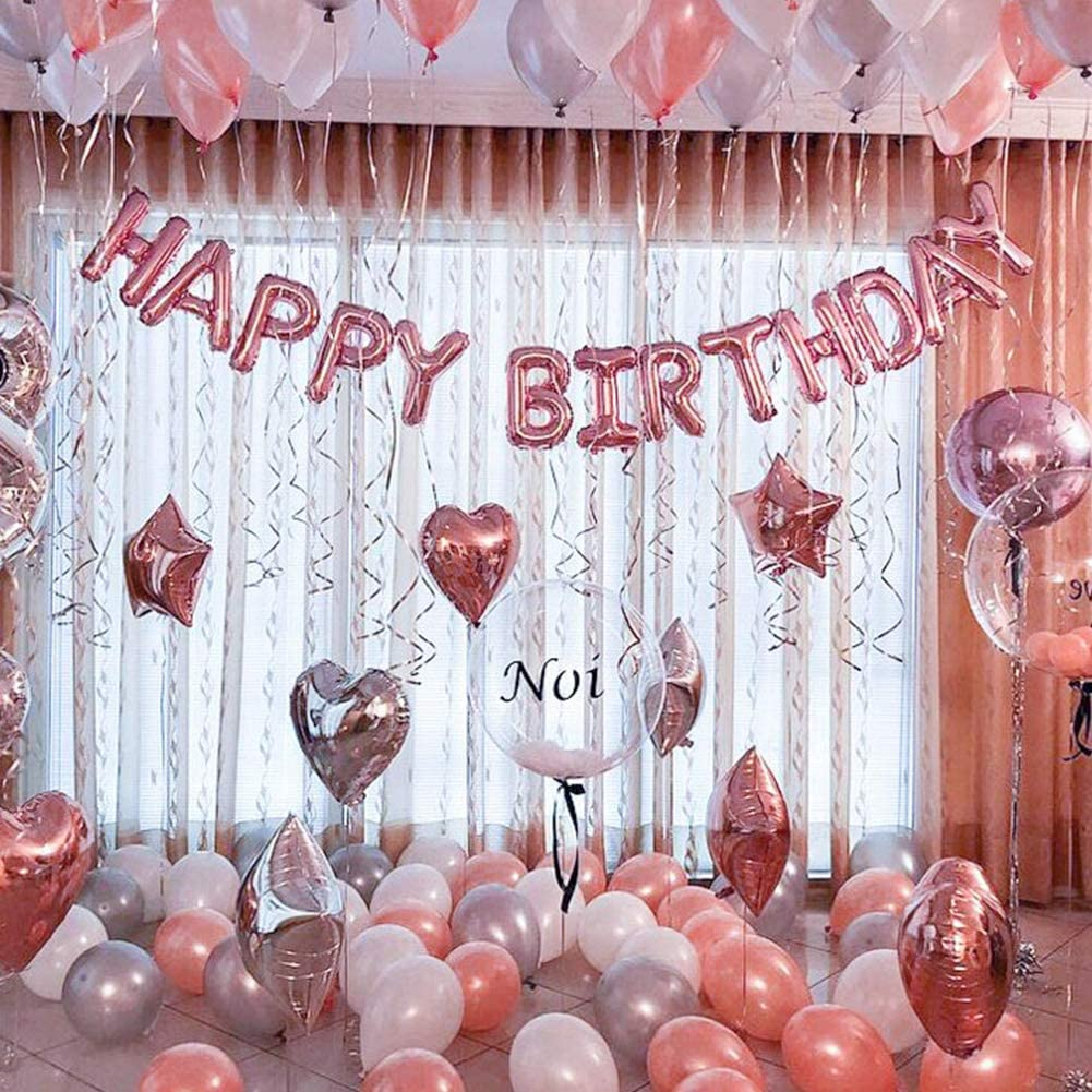 Sunshine smile 20 STK 18 Zoll Rot Herz Folienballon,Herz Helium Luftballons,Folienballon Hochzeit Rot Folienluftballon,Herz Ballons