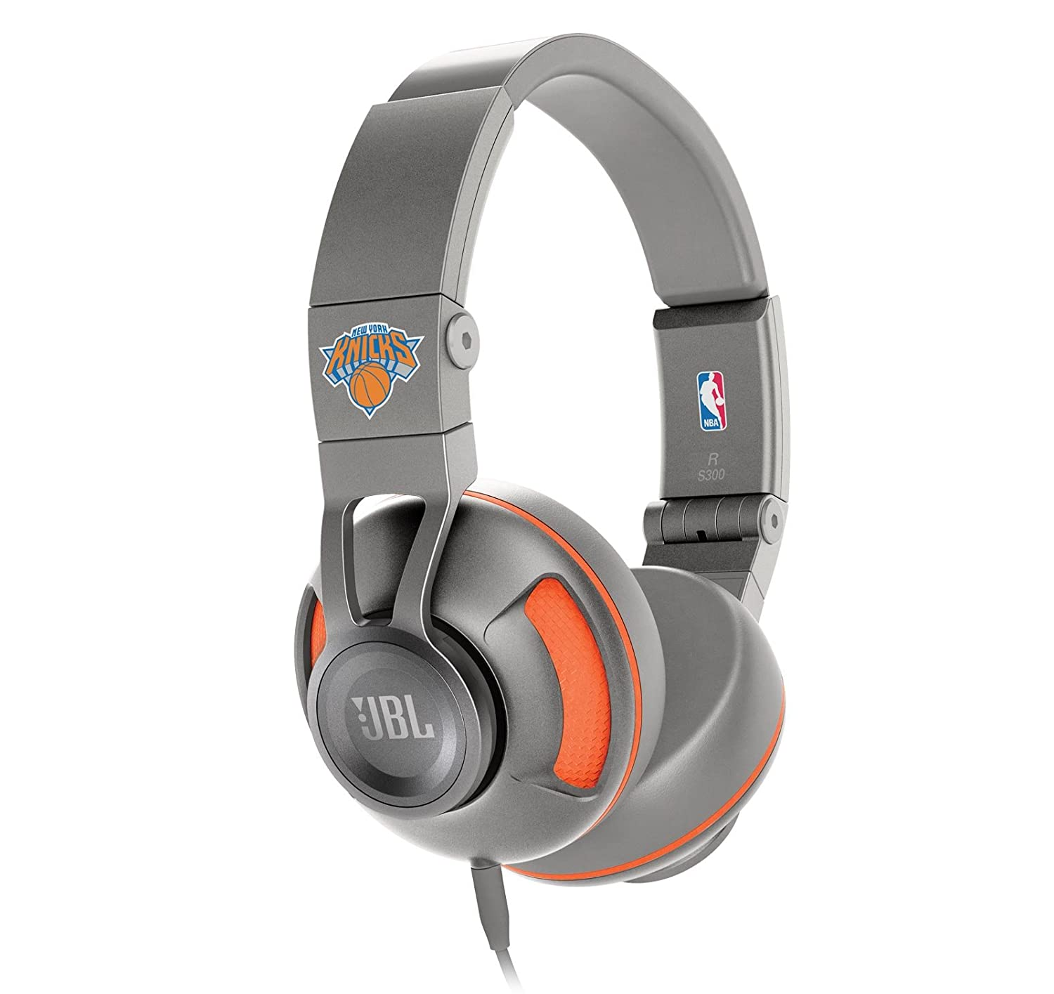 Jbl S300 New York Knicks Premium On Ear Stereo Headset Synchros E30 Headphones With Universal Remote Home Audio Theater