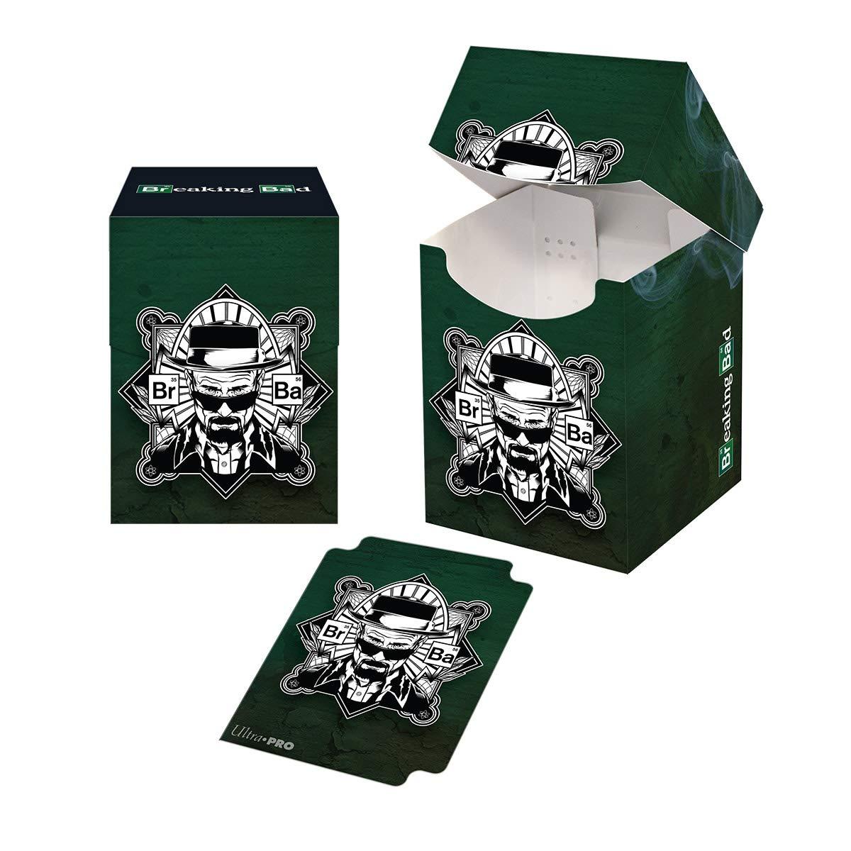 Breaking Bad Heisenberg Ultra Pro Printed Art Deck Box Case Protectors