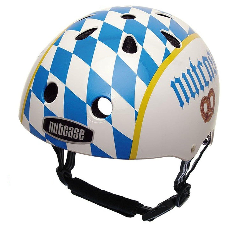 Nutcase Street Helm Fahrrad Skater NCG2 Modell Gr Bavaria S M 52 59cm Amazon Sport & Freizeit