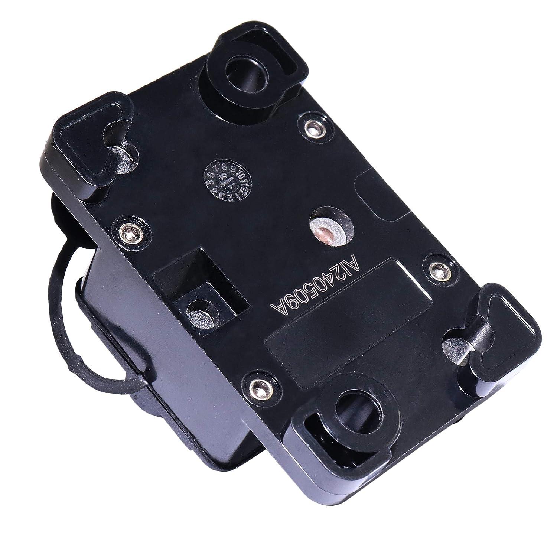 70 Amp Circuit Breaker with Manual Reset