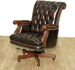 Hooker Furniture Seven Seas Executive Office Chair in Derby Fairplex