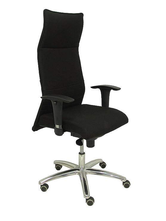 Ecotonik 944495 - Picr silla chicago xl negro 160kg: Amazon.es: Oficina y papelería