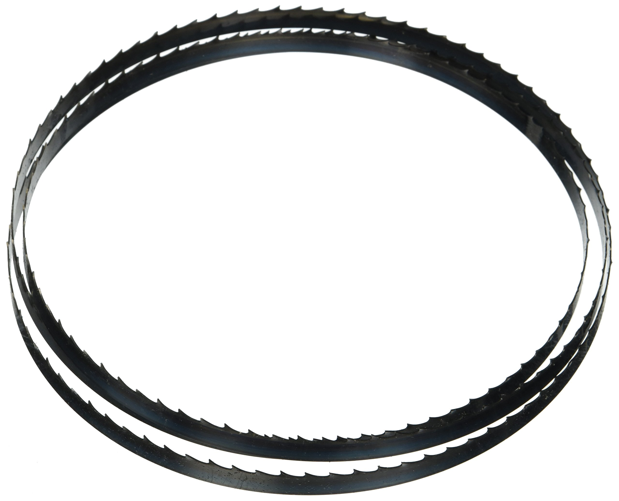Olson Saw FB23180DB 1/2 by 0.025 by 80-Inch HEFB Band 3 TPI Hook Saw Blade
