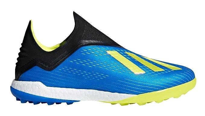: adidas X Tango 18+ TF BlueVolt 8: Clothing