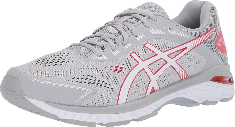 ASICS GT-2000 7 Zapatillas de running para hombre, Gris (blanco, gris (Mid Grey/White)), 40.5 EU: Amazon.es: Zapatos y complementos