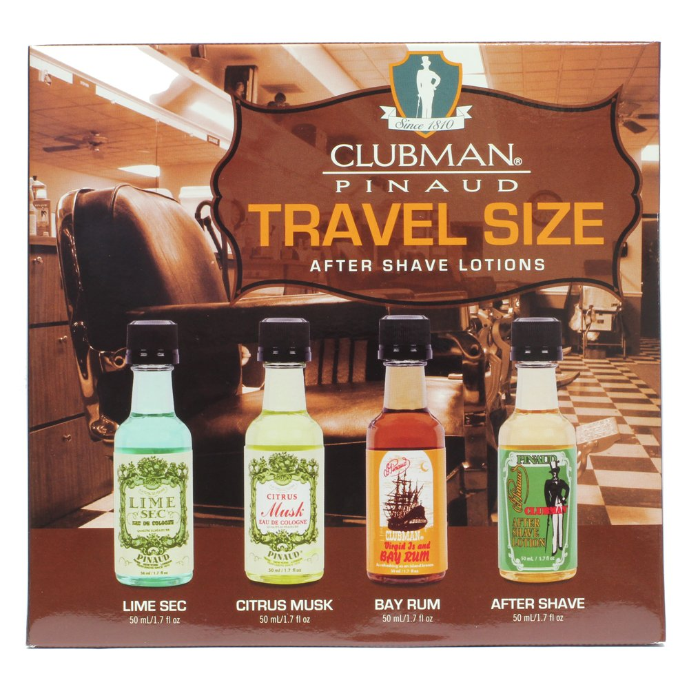 Clubman Pinaud Travel Size Set