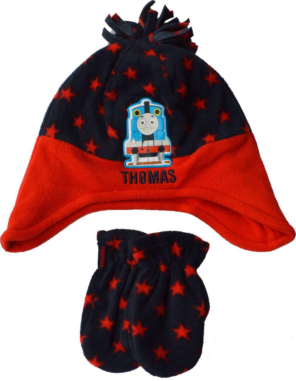Boys - Thomas The Tank Engine 2pc HG Hat Mittens Set