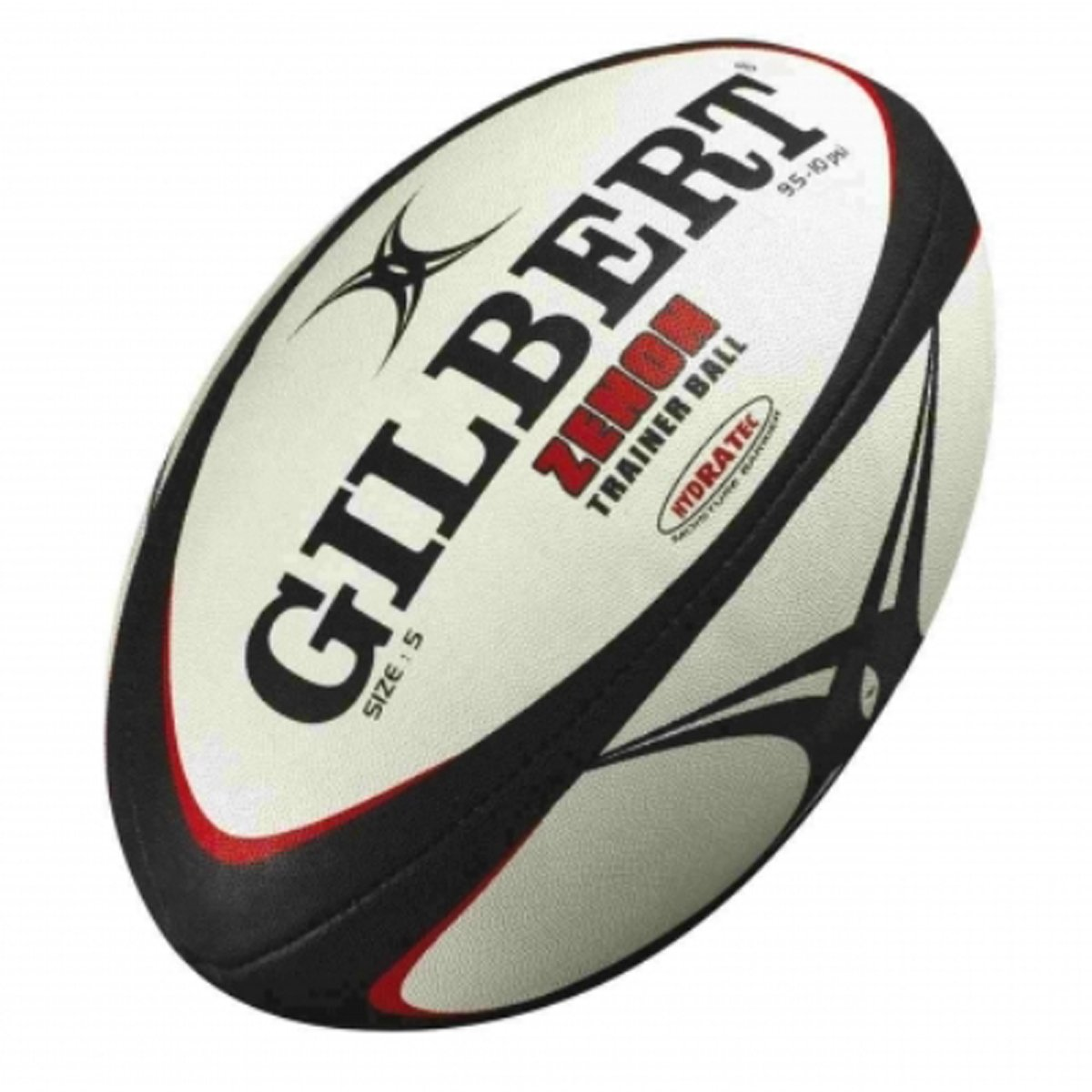 Gilbert Zenon Rugbyトレーナーボール  Size 5