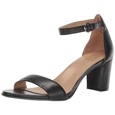 Naturalizer Women's Vera Ankle Straps Sandal   Heeled Sandals