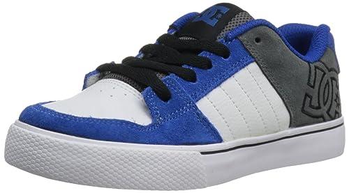 DC Chase - K - Zapatillas de Skate para niños, Color Azul, Talla 33: Amazon.es: Zapatos y complementos
