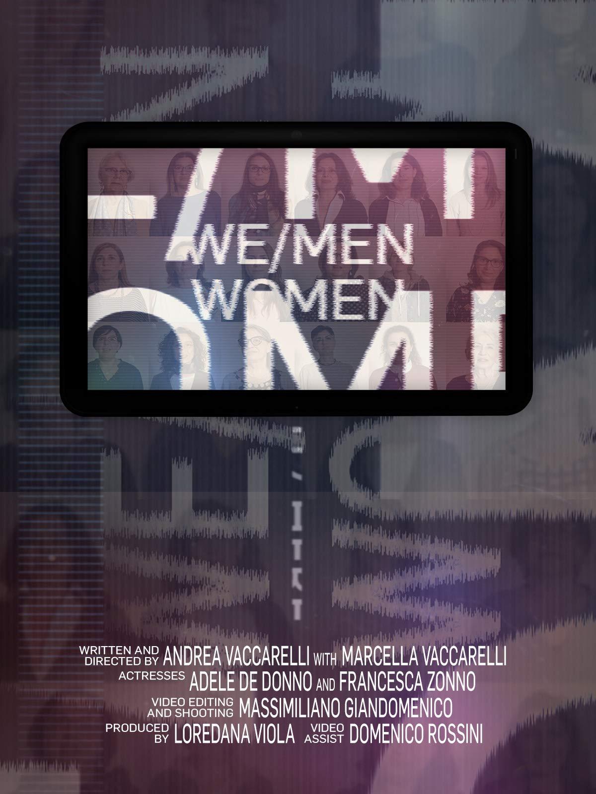 We/Men Women