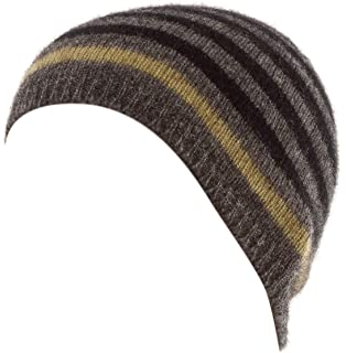 3138164e62b New Zealand Wool Brushtail Possum Blend Two Toned Reversible Beanie ...