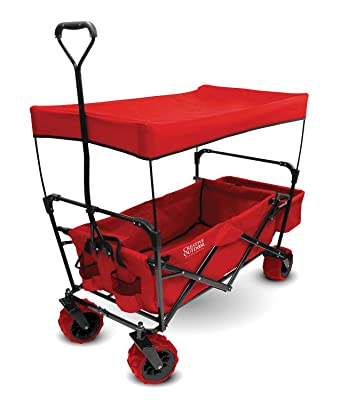 Creative Outdoor Distributor All-Terrain Collapsible Wagon with