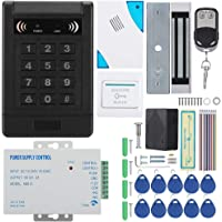 Door Access Control Board System Kits, Em-Id Card 620Lbs Force Electric Em Magnetic Lockpassword Access Control Kit+10…
