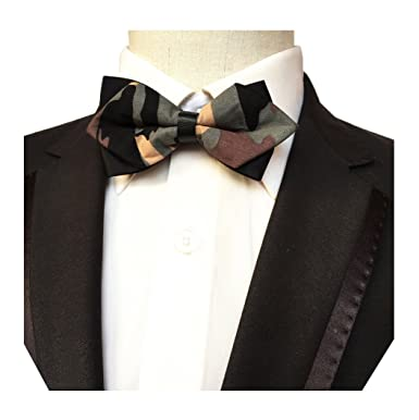Mendeng mens navy blue army green camouflage fruit bowtie tuxedo mendeng mens navy blue army green camouflage fruit bowtie tuxedo bow tie ties green amazon clothing ccuart Images