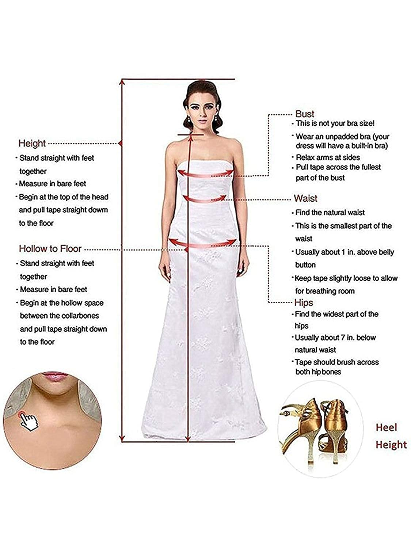 Sulidi Womens Short Lace Tea Length Wedding Dresses Long Sleeves Boat Neck Bridal Gowns C105
