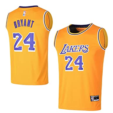 Outerstuff Youth Los Angeles Lakers  24 Kobe Bryant Kids Basketball Jersey  (YTH S 8 0dca01375