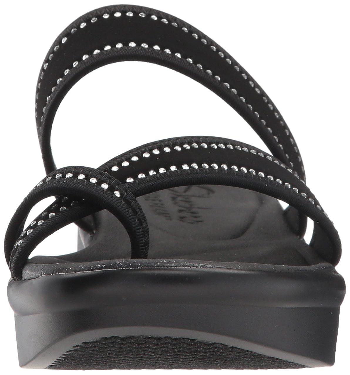 65e1b96d7d79 Amazon.com  Skechers Women s Bumblers-Steady Rock Flip-Flop  Shoes