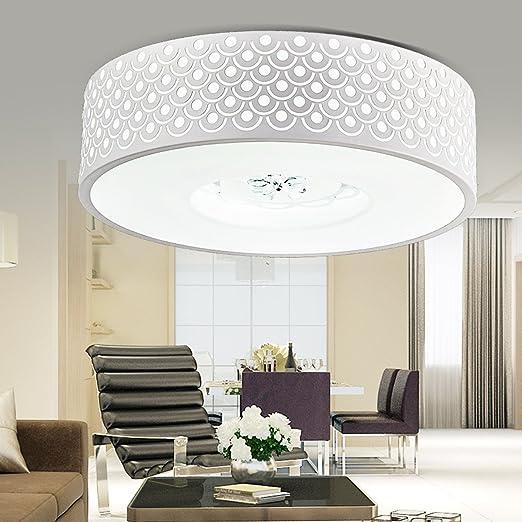 xmz moderna lámpara de techo Araña Luz para salón, comedor ...