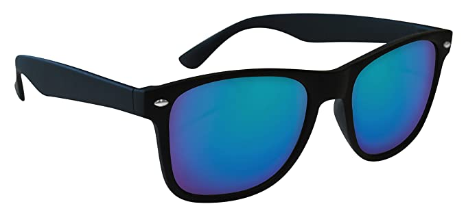 Eagle Wave Gafas de sol, Espejo azul, 52 Unisex: Amazon.es ...