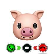 Piggy Call - Fake Phone Live Video