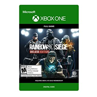 Tom Clancy's Rainbow Six Siege Deluxe Edition - Xbox One [Digital Code]