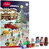 Madelaine Chocolates Santa's Workshop Christmas Countdown Advent Calendar, Filled With (6 oz - 170 g) Solid Premium Milk…