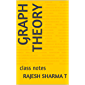 Graph Theory: class notes (English Edition)