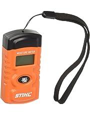 Stihl 04648020010 Humidimètre pour bois de chauffage Appareil de mesure de l'humidité