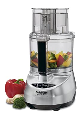Cuisinart DLC-2011CHB Prep 11 Plus 11-Cup Food Processor