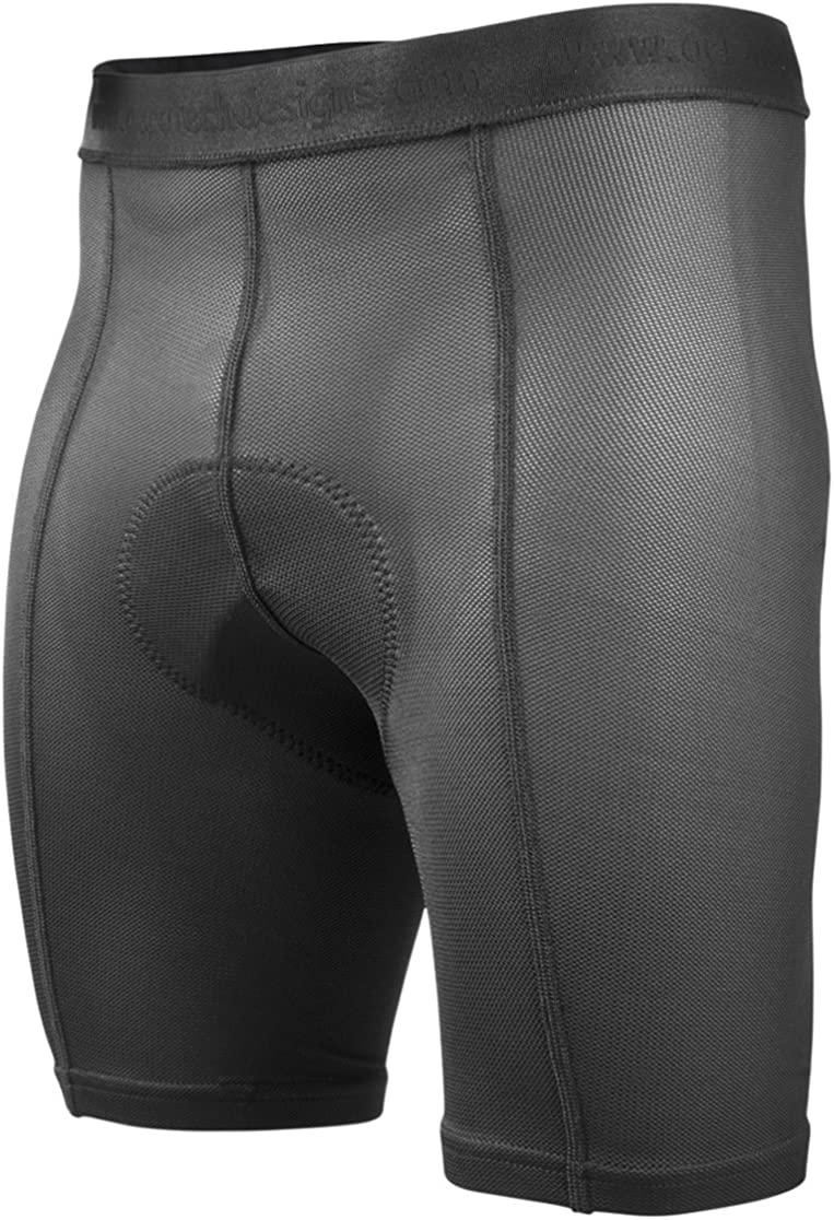 Details about  /Men Cycling Underwear Shorts Pants for Cycling Padded Shorts Inside and Outside