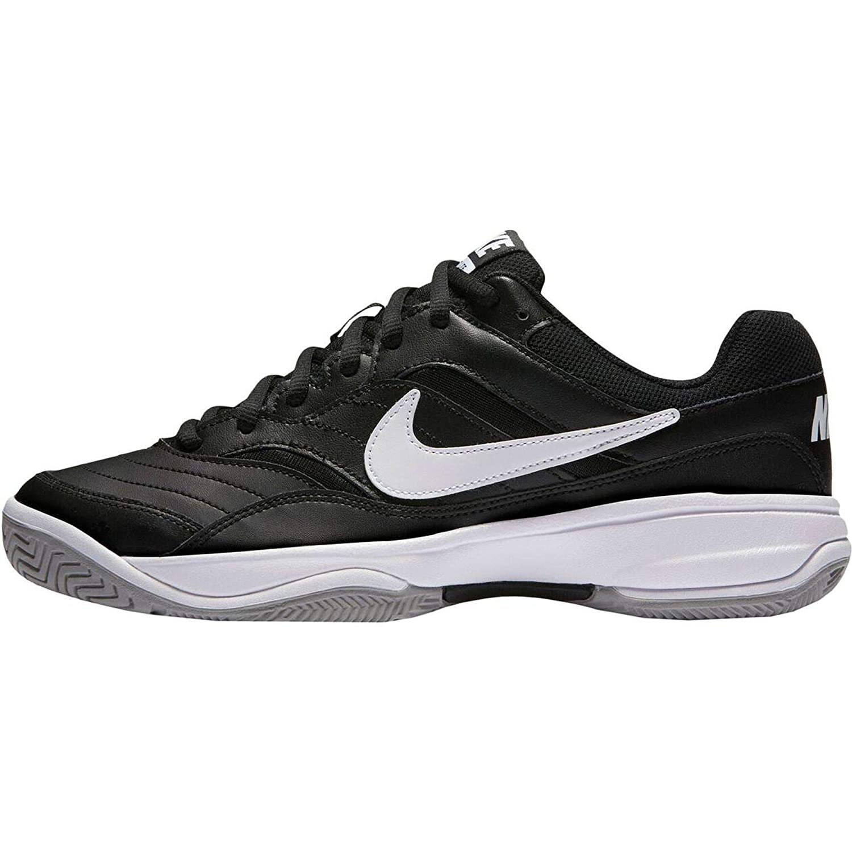 White-Medium Grey Tennis Shoes