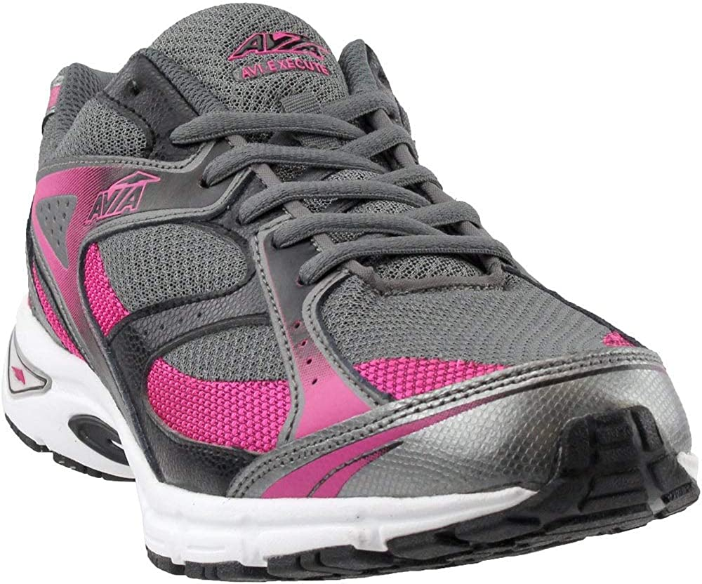 Avia Womens Execute Sneakers Shoes Casual - Grey