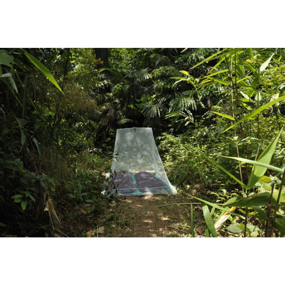 CocoonダブルキャンピングMosquito Net withまたはwithout insect Shield B003YT2P6G  グリーン Insect Shield