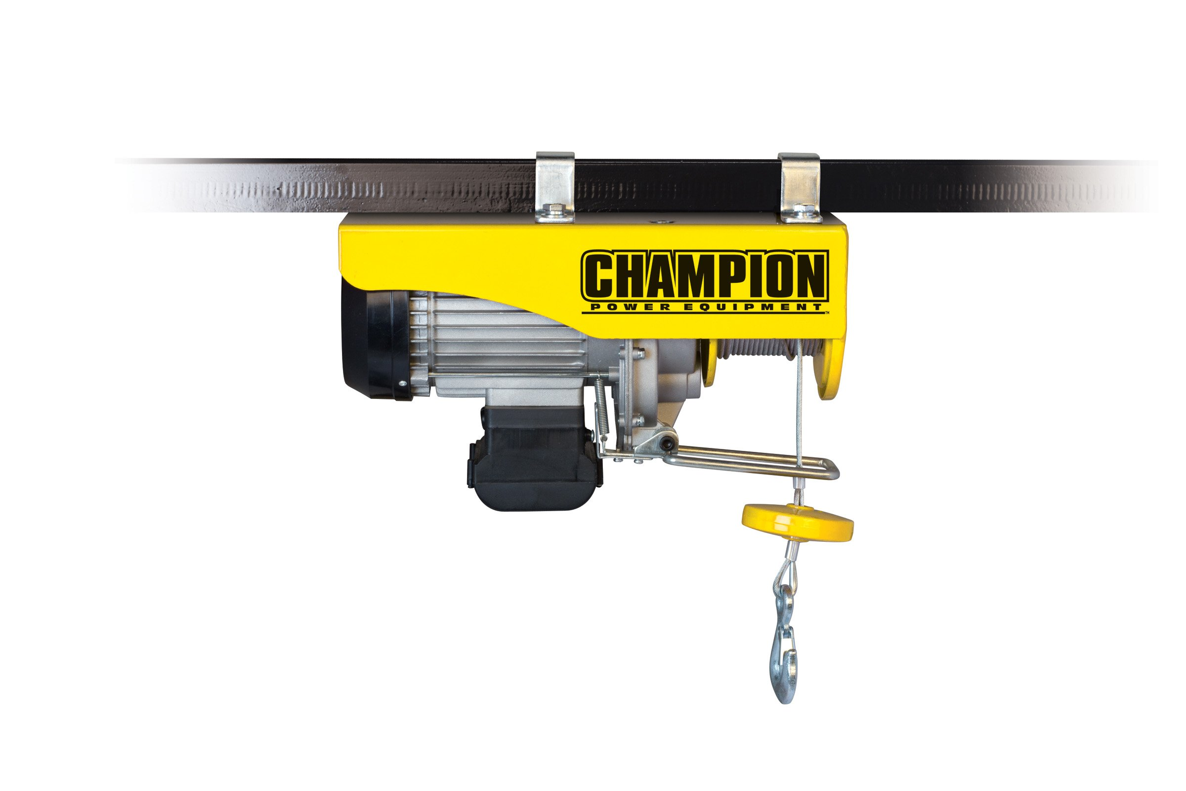 Champion 440/880-lb. Automatic Electric Hoist with Remote Control by Champion Power Equipment