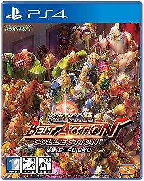 Capcom Belt Action Collection SONY PS4 PLAYSTATION 4 JAPANESE VERSION: Amazon.es: Juguetes y juegos