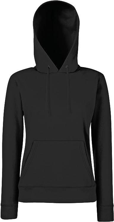 Hoodie BC363 Fruit Of The Loom Ladies Lady Fit Hooded Sweatshirt