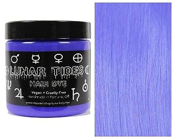 Amazon Com Lunar Tides Hair Dye Periwinkle Pastel Purple Blue