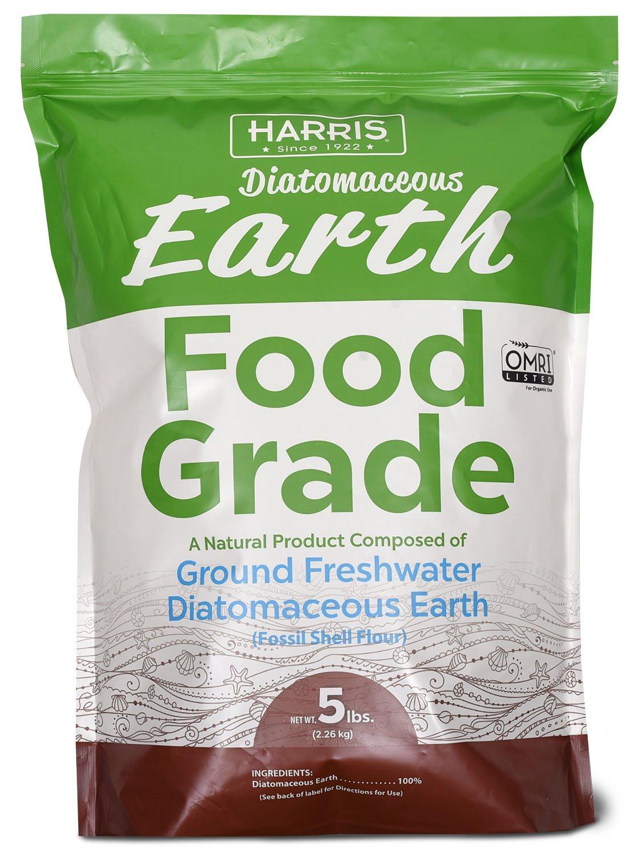 Harris Diatomaceous Earth Food Grade, 5lb by Harris