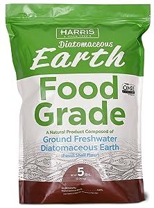 Harris Diatomaceous Earth Food Grade, 5lb