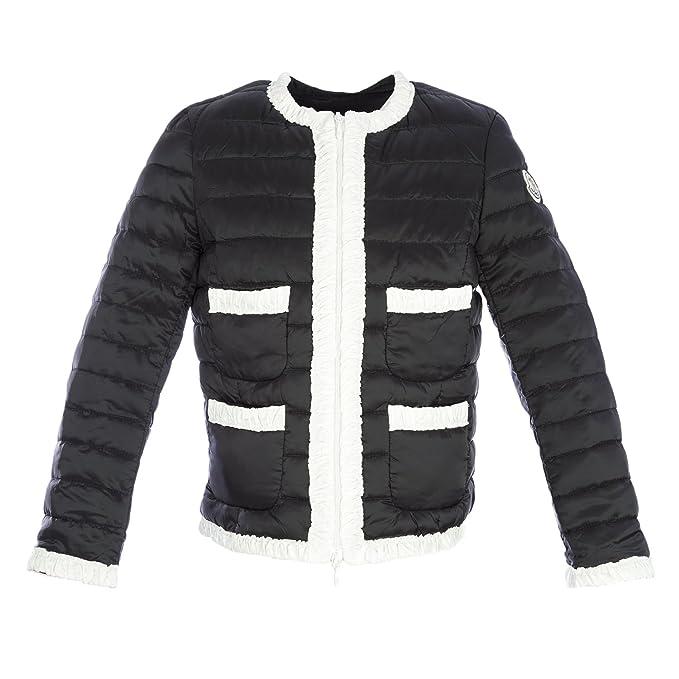 73712c832fc2 Moncler Kids Girls Flavienne Ultra-Light Down Jacket 8Y Black ...