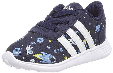 efc71113132a9 adidas Unisex Babies  Lite Racer Low-Top Sneakers