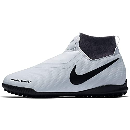 size 40 a503c 66c62 Nike Jr Phantom Vsn Academy DF Tf, Scarpe da Calcetto Indoor Unisex-Adulto,