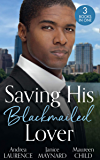 Saving His Blackmailed Lover: Expecting the Billionaire's Baby / Triplets for the Texan / A Texas-Sized Secret (Mills & Boon M&B)