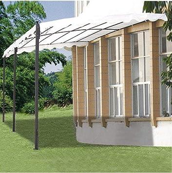 PAPILLON 8043610 Pergola 3x4 Metros Minorca Fijación En Pared: Amazon.es: Jardín
