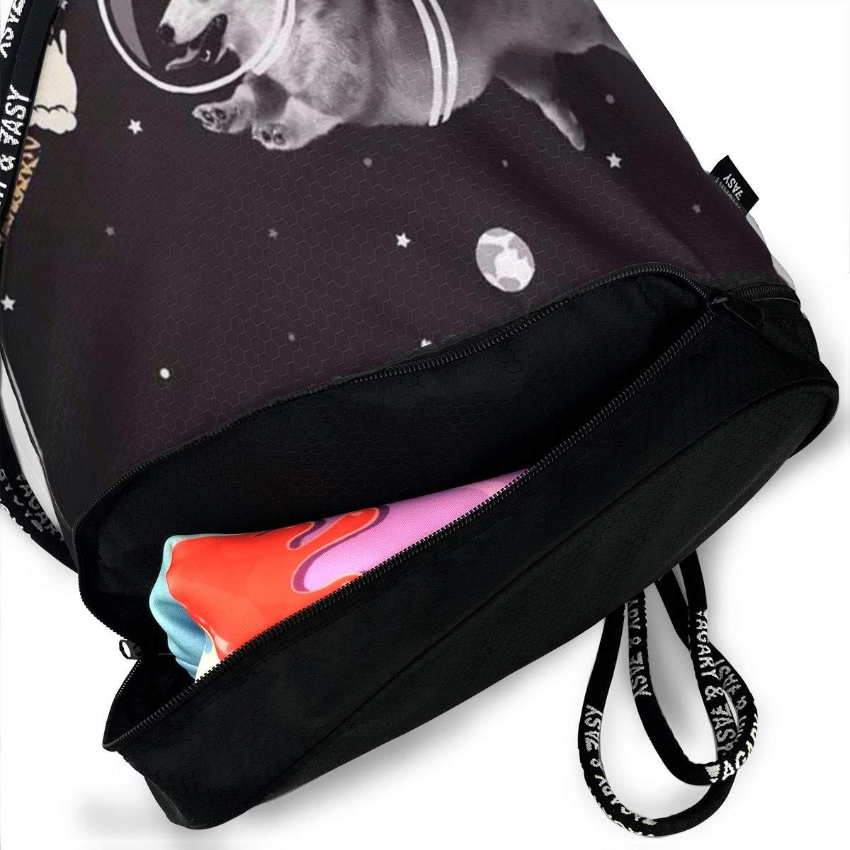 HUOPR5Q Cute Birds Drawstring Backpack Sport Gym Sack Shoulder Bulk Bag Dance Bag for School Travel