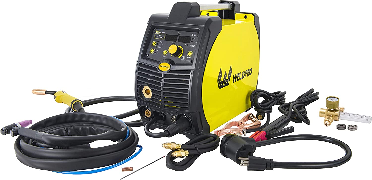Weldpro Inverter Multi Process Welder