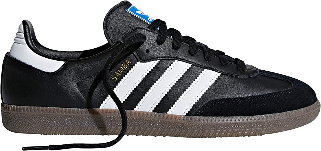 adidas Samba OG Blanc et Noir Sneakers pour Les Hommes